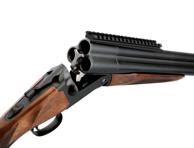 Mammut 312 Black Triple Barrel Shotgun